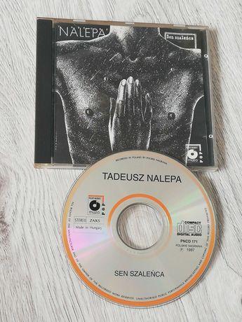 Nalepa, Breakout - Sen Szaleńca. CD pierwsze wydanie