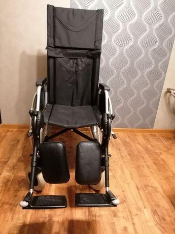 Wózek inwalidzki leżakowy firmy Jazz. Odbiór osobisty