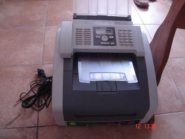fax PHILIPS laserfax 5125 telefon