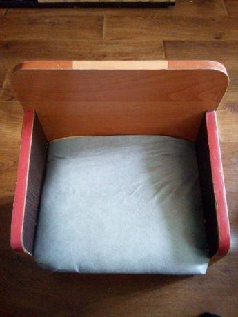 Детский мягкий стул