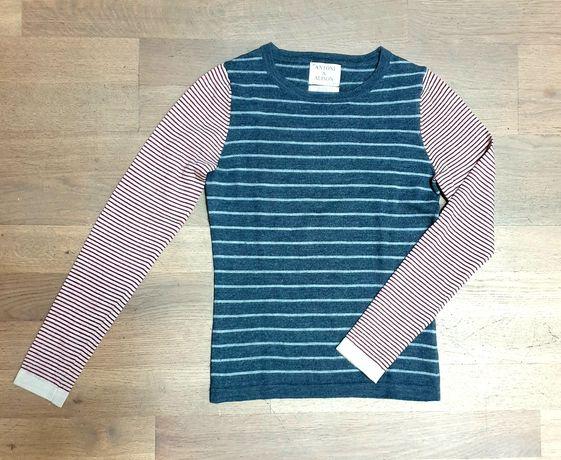 Sweterek firmy Antoni & Alison roz.S na 11 lat.