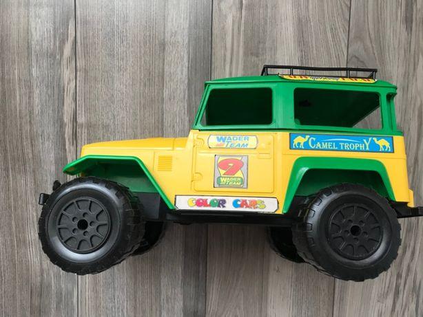 Большая машина Джип Wader, Tigres внедорожник машинка уличная,тойота