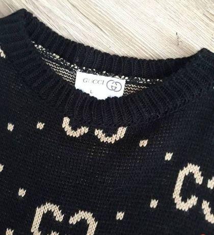 sweter gg jak gucci
