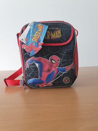 Lancheira térmica Spider-man - NOVA