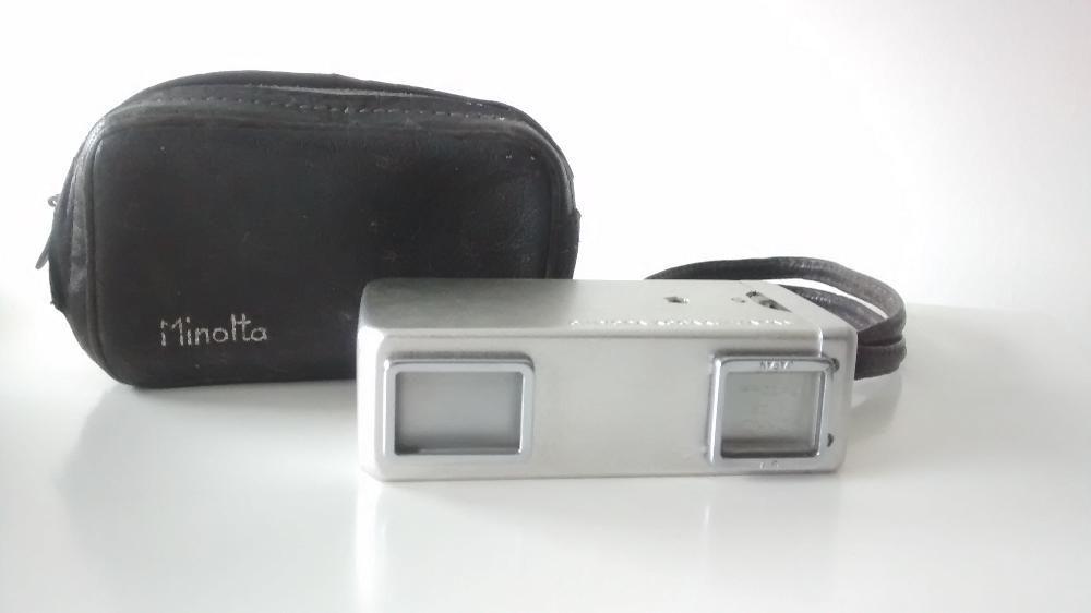 Câmara espia Minolta 16 Modelo II