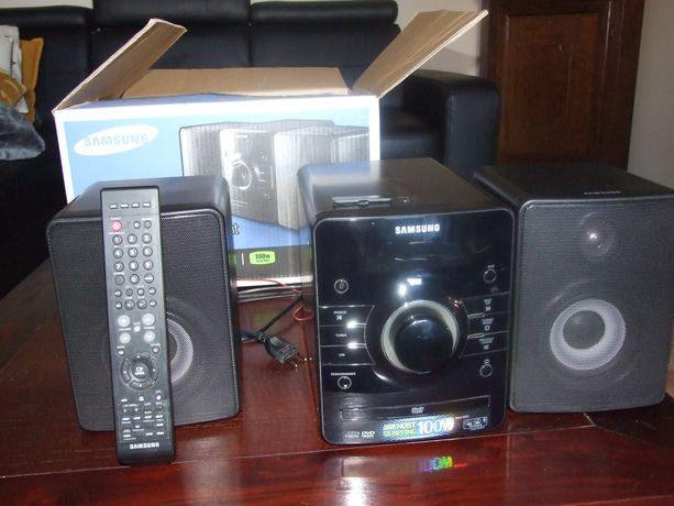 Mini wieża Samsung MM DA25 USB