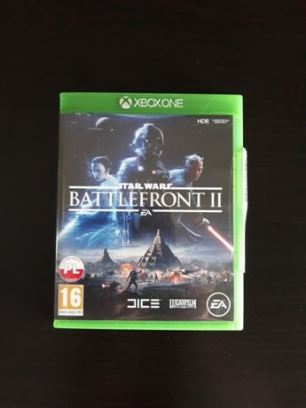 Battlefront II x box one gra
