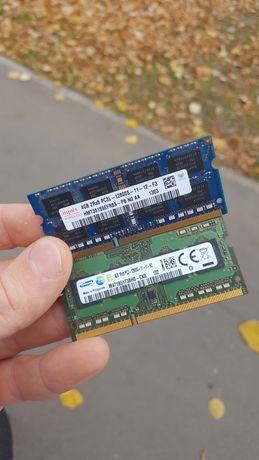 Оперативная память, 8гб. Samsung и Hunix
