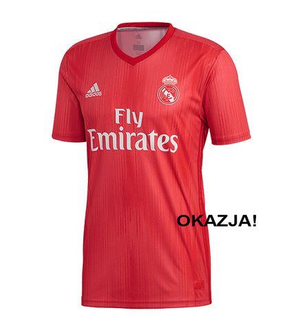 OKAZJA! Koszulka adidas Real Madryt 3 JSY DP5445 S