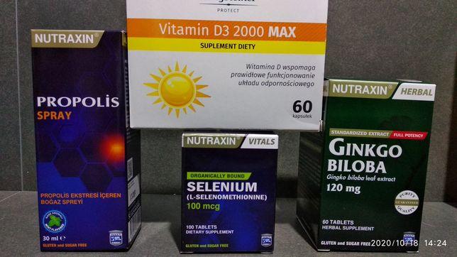 Витамин Д3, производство Польша и Турция.