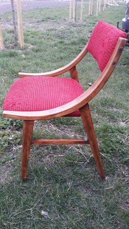 """Krzesła """"Skoczek """"PRL/Vintage"""