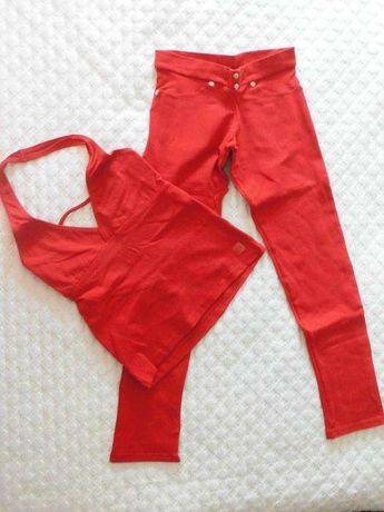 Conjunto da marca Susana Gateira, tamanho 1