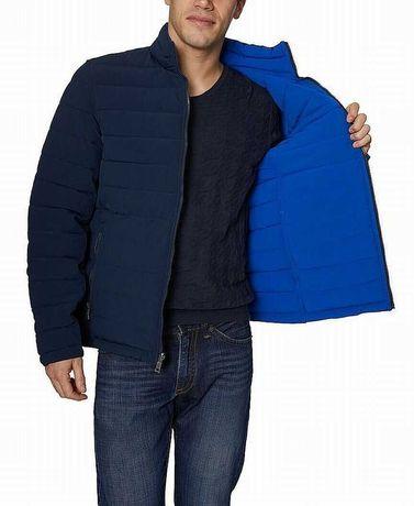Nautica,  двухсторонняя мужская зимняя куртка, размер 62 (5XL)