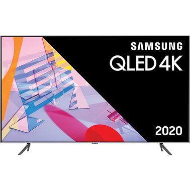 продам телевизор Samsung QE55Q64T Металлический пульт!