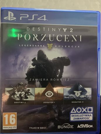 Destiny 2 ps4 PL