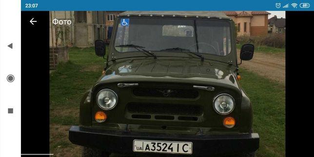 УАЗ 469 Б диз відмінний стан