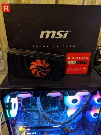 RADEON MSI RX 580 8G v1 (5600, 5700, 2080, 3080)