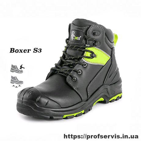 Спецобувь Спецвзуття Взуття для роботи Обувь для работы Boxer S3 Чехія