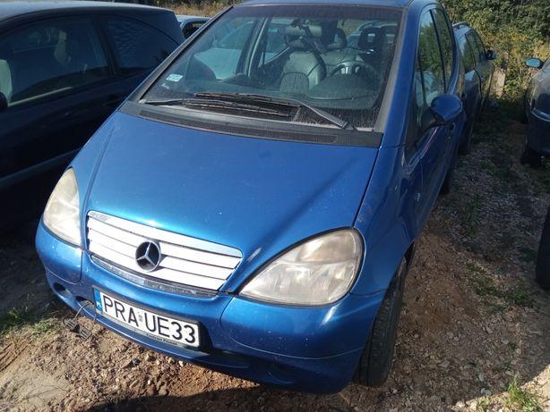 Mercedes w168 1,7 1999r wszystkie części