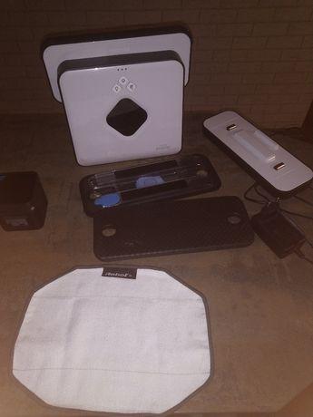 iROBOT Braava 390T Mop sprzątający, Kurze, Mopuje, Myje podłogi