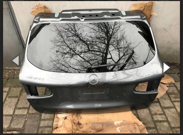 Продам крышку багажника мерседес  GLC, ляда,  двери, насос омывателя