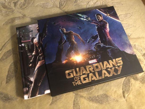 Книга Стражи Галактики Марвел Guardians of the Galaxy Marvel