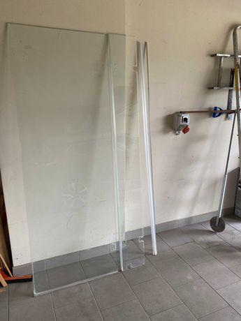 Drzwi szklane do prysznica/sauny