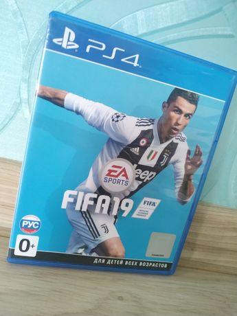 FIFA 19 (ps 4)