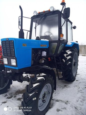 Трактор новий МТЗ-82.1. МТЗ-892.2 білоруська зборка ( с НДС)