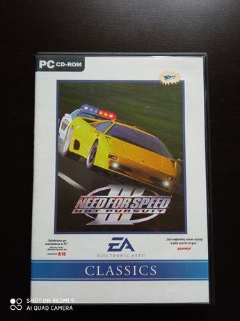Gra komputerowa NEED FOR SPEED III Hot Pursuit PC