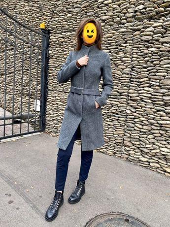 Пальто из шерсти 100% + с утеплителем