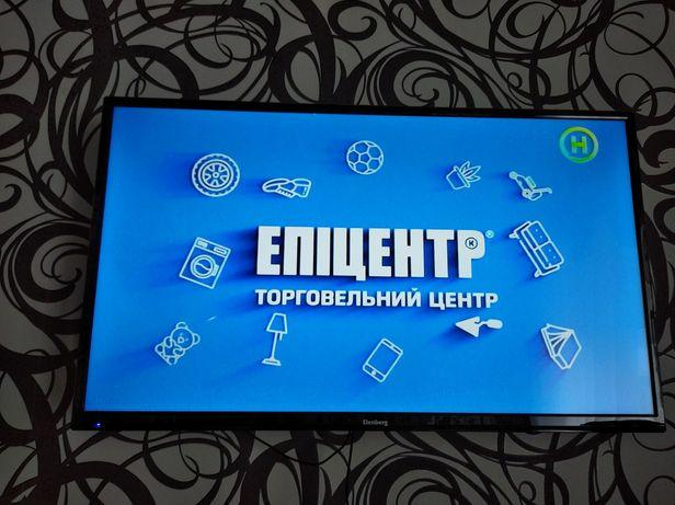 Телевизор 32'' Elenberg 32AH4030+mirascreen