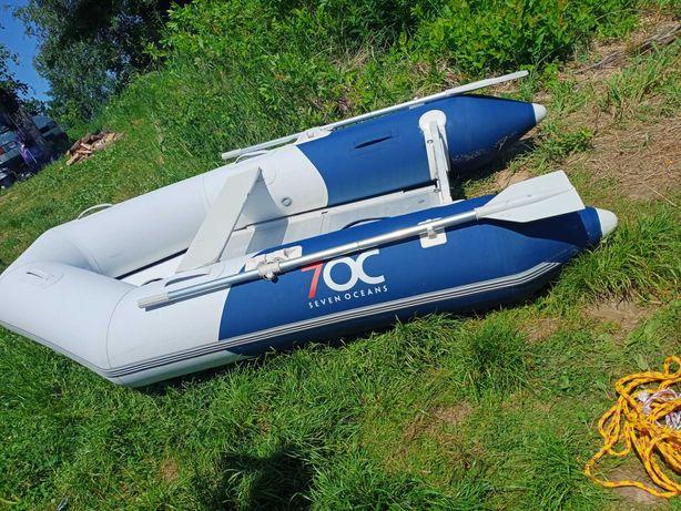 Sprzedam ponton Seven Oceans 70C