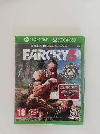 Zamienię farcry 3 za inna grę na Xbox one