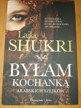 Nowa książka Byłam Kochanką Arabskich Szejków