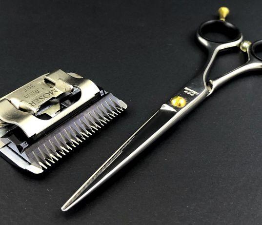 Заточка парикмахерских, грумерских, портновских, бытовых ножниц с