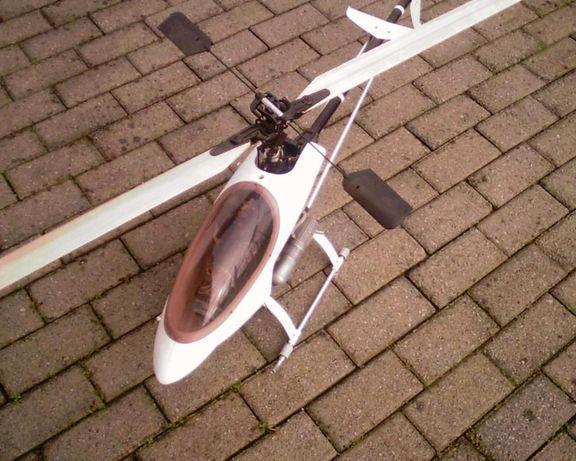 helicóptero raptor 30 v2 novo