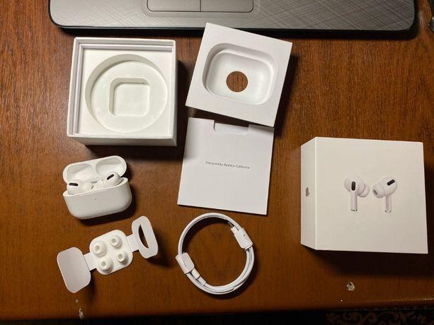Pilnie sprzedam słuchawki Apple Airpods pro