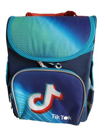 Рюкзак школьный Tik Tok каркасный ортопедический, ранец школьный Тик