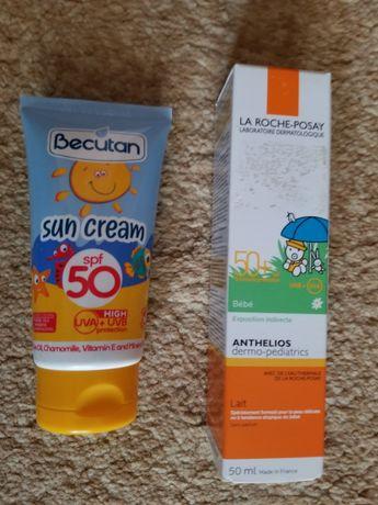 Солнцезащитный крем La Rosche & Becutan для загара