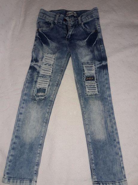 Продам джинсовые штаны