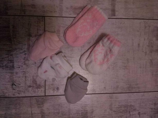 Rękawiczki niedrapki