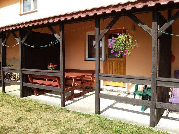 Mieszkanie wakacyjne 4-5 osobowe.