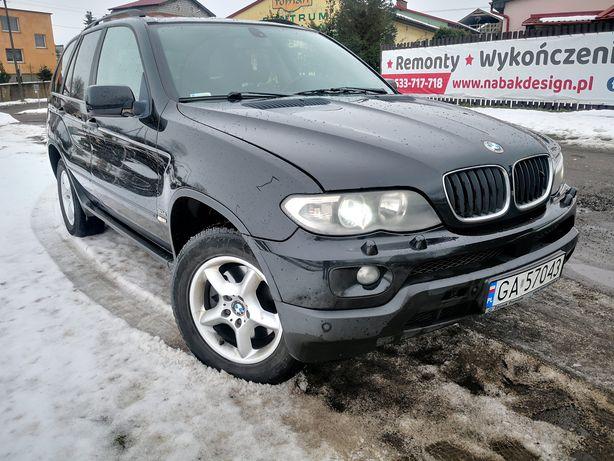 BMW x5 e53, lift 218km z PL 2właściciel