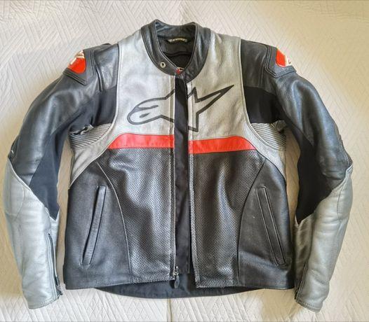 Alpinestars Vector - używana sportowa kurtka motocyklowa rozm. EUR 50/
