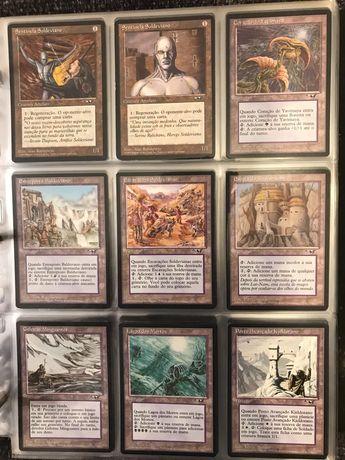 Magic the Gathering Alliances Full Set.