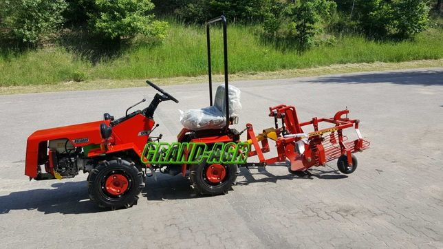 Mini-Traktor Ciągnik Belarus 132H -13 KM MTZ GRAND-AGRO
