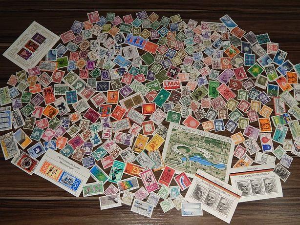 Коллекция марок и блоков Западной Германии 300 шт.