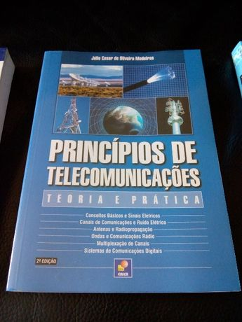 Princípios de Telecomunicações - Teoria e Prática