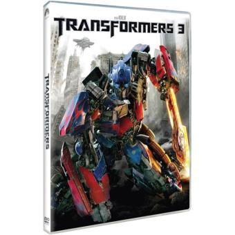 DVD Transformers 3